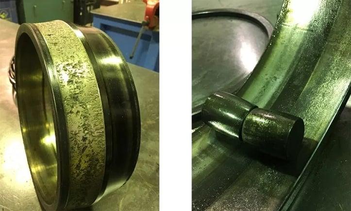 bearing-damage